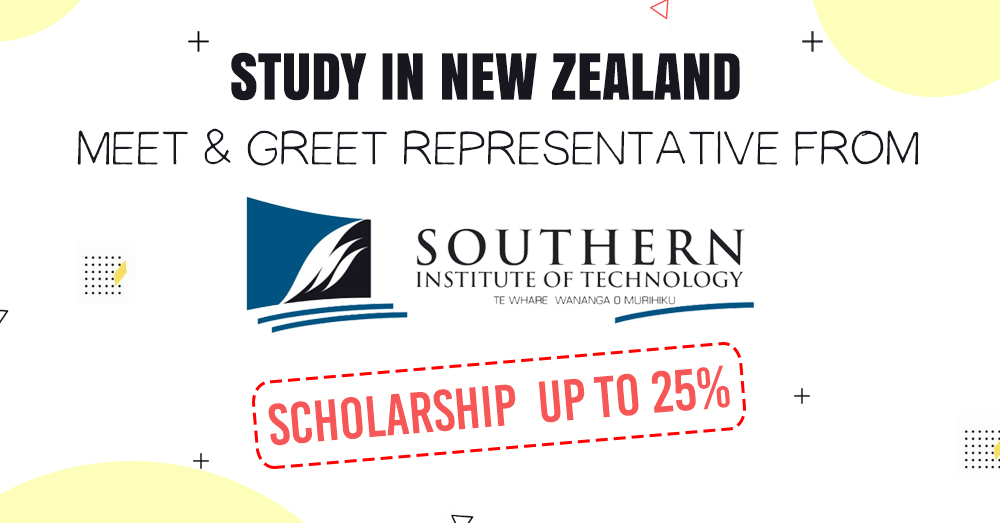 Meet & Greet Representative from SIT New Zealand