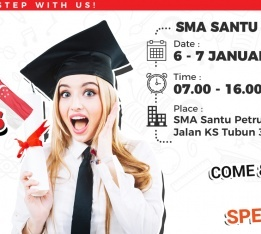 INTERNATIONAL EDUCATION EXPO 2020 - PONTIANAK - SMA SANTU PETRUS PONTIANAK