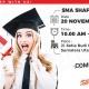 INTERNATIONAL EDUCATION EXPO 2019 - MEDAN - SMA SHAFIYYATUL AMALIYYAH